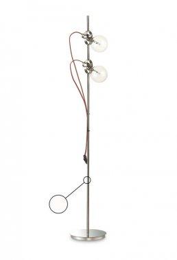 Stojací lampa IL 119458