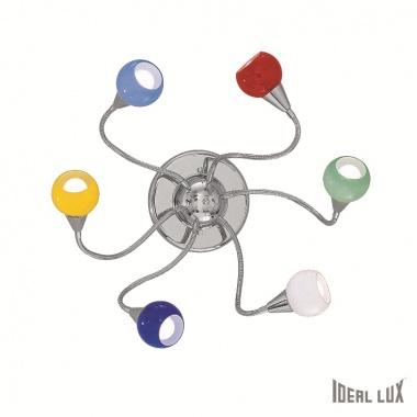 Svítidlo na stěnu i strop LED  006550