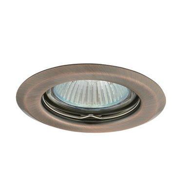 Vestavné bodové svítidlo 230V KA 00327 CT-2114-AN