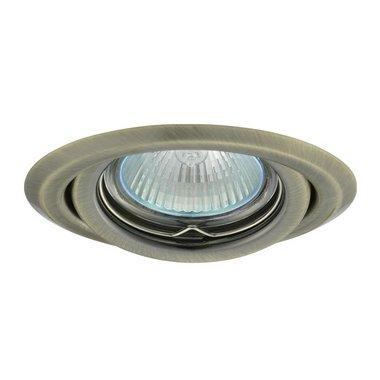 Vestavné bodové svítidlo 230V KA 00330 CT-2115-BR/M