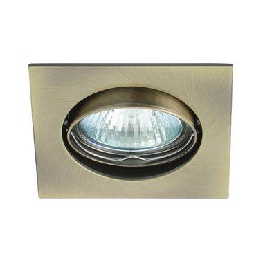 Vestavné bodové svítidlo 230V KA 02554 CTX-DT10-AB