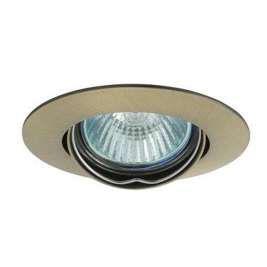 Vestavné bodové svítidlo 230V KA 02594 CTX-DT02B-AB