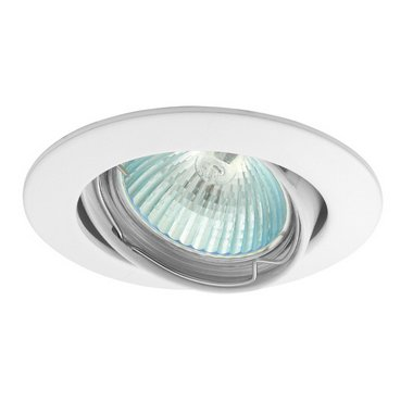 Vestavné bodové svítidlo 230V KA 02780 CTC-5515-W