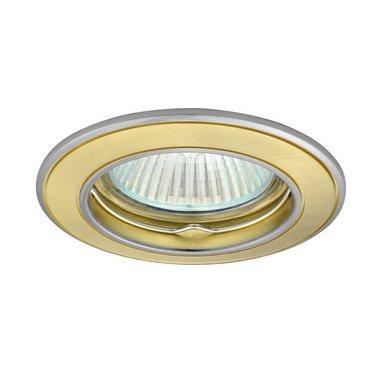 Vestavné bodové svítidlo 230V KA 02815 CTC-5514-SG/N