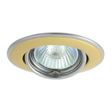 Vestavné bodové svítidlo 230V KA 02833 CTC-3115-PG/N