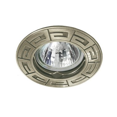 Vestavné bodové svítidlo 230V KA 04685 CT-DS09-AB