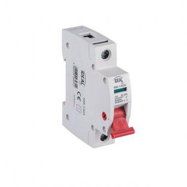 KMI-1/25A   Hlavní vypínač (nahradí kód 03810)