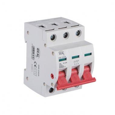 KMI-3/63A   Hlavní vypínač (nahradí kód 03817)