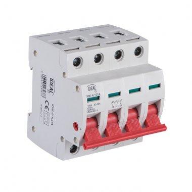 KMI-4/100A   Hlavní vypínač