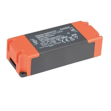 DRIVE LED 0-15W Elektronický napěťový transformátor 12VDC LED  KA 23860