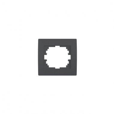 Jednoduchý horizontální rámeček - grafit - LOGI KA 25294