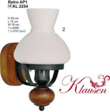 Nástěnné svítidlo KL 2254