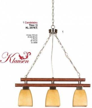Lustr/závěsné svítidlo KL 2579