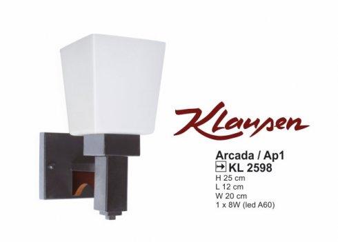 Nástěnné svítidlo KL 2598