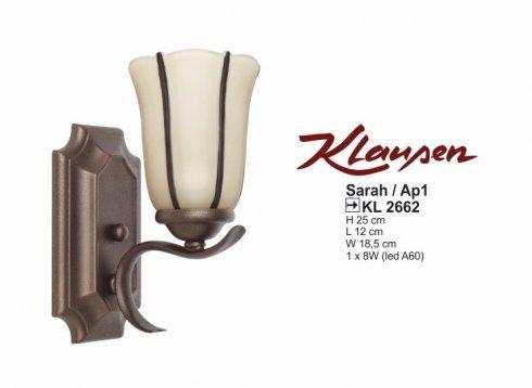Nástěnné svítidlo KL 2662
