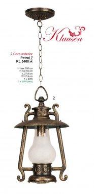 Venkovní svítidlo závěsné KL 5468