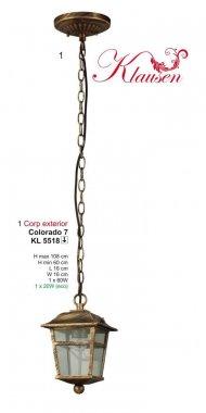 Venkovní svítidlo závěsné KL 5518