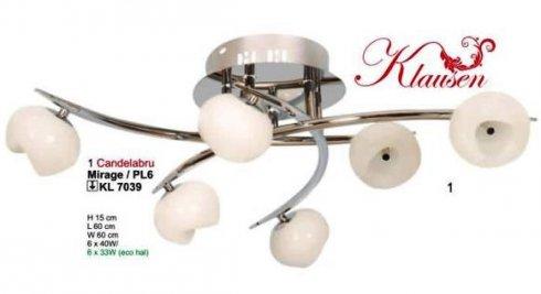 Stropní svítidlo KL 7039