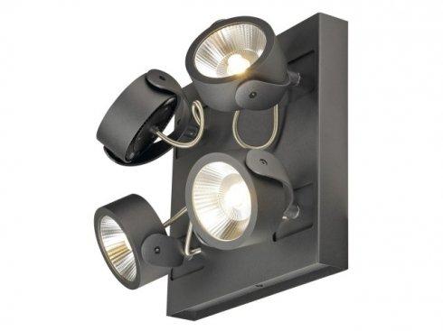 Svítidlo na stěnu i strop LED  SLV LA 1000119