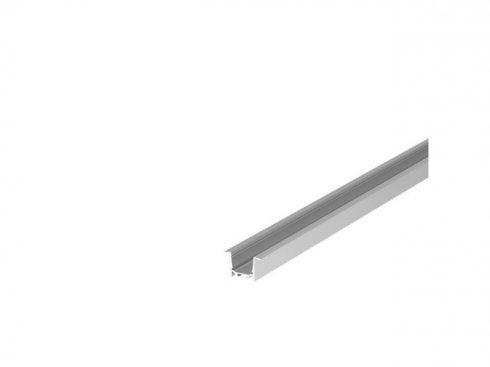 GRAZIA 20 profil k zabudování LED 1m hliník - BIG WHITE
