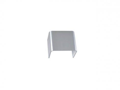 MANA stínidlo hliník hliník leštěný 12x10x9cm - BIG WHITE SLV