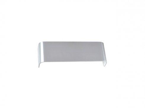 MANA stínidlo hliník hliník leštěný 29x9,5x7cm - BIG WHITE SLV