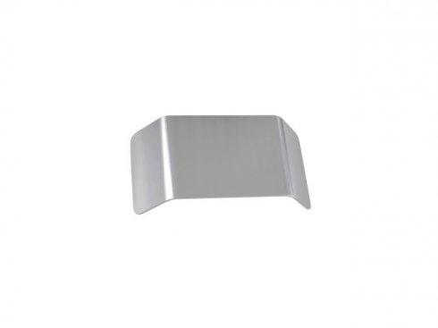 MANA stínidlo hliník hliník leštěný 27x13,5x6,5 cm - BIG WHITE