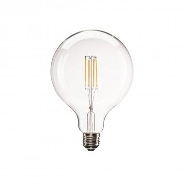 LED žárovka  G125 SLV LA 1001038