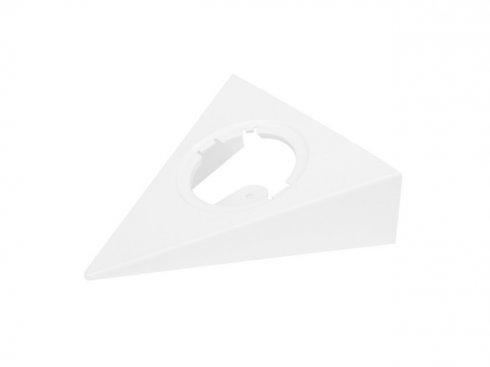 Pouzdro pro elektroniku triangl pro DL 126 LED, typ downlight, bílé LA 112171