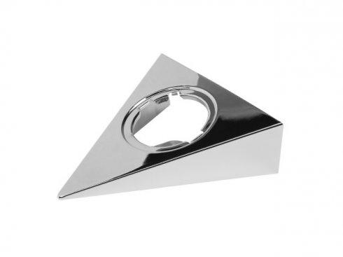 Pouzdro pro elektroniku triangl pro DL 126 LED, typ downlight, chrom LA 112172