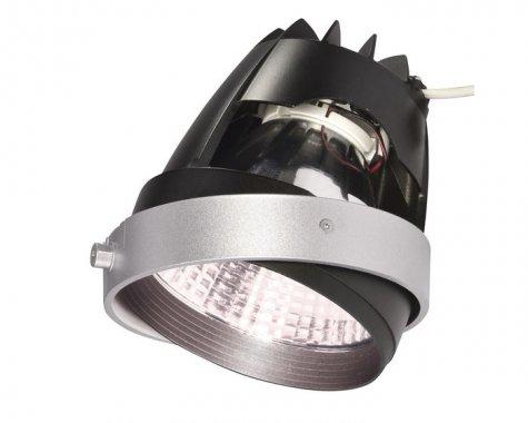 COB LED MODUL pro mont.rámeček AIXLIGHT PRO stříbrošedý 30° CRI65+ - BIG WHITE SLV