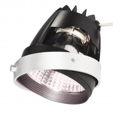 COB LED MODUL pro mont.rámeček AIXLIGHT PRO stříbrošedý 12° CRI90+ 3200K - BIG WHITE SLV