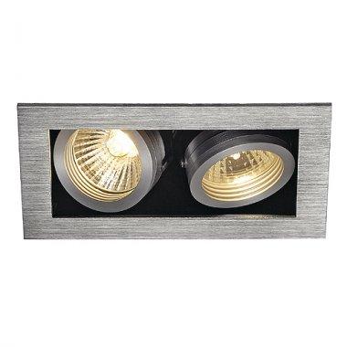 Vestavné bodové svítidlo 230V LA 115526