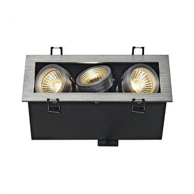 Vestavné bodové svítidlo 230V SLV LA 115536