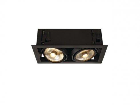 Vestavné bodové svítidlo 230V LA 115550