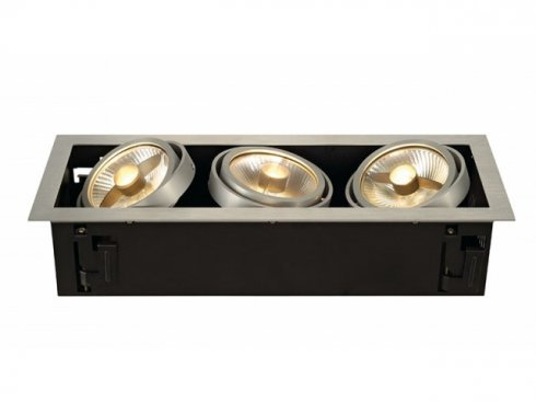 Vestavné bodové svítidlo 230V LA 115566