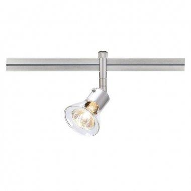 Systémové svítidlo ANISLV LA spot MR16 čiré sklo pro LINUX stříbrnošedá SLV LA 138174