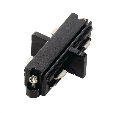 SPOJ VODIVÝ pro jednookr. lištu černá 230V SLV LA 143090
