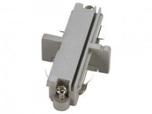 Systémové svítidlo spoj pro jednookr. lištu stříbrnošedá 230V LA 143092
