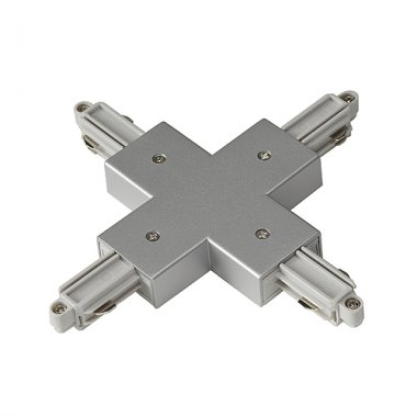 X spoj pro jednookr. lištu 230V SLV LA 143162