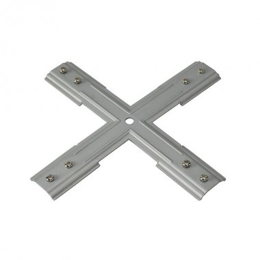 Zpevňující konzola X pro jednookr. lišta nikl SLV LA 143169