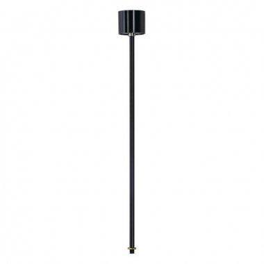 Systémové svítidlo EUTRAC závěs pro tříokr. lištu 60cm černá LA 145720