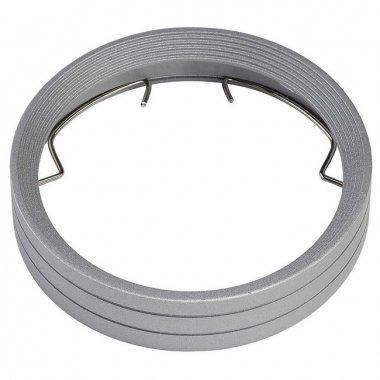 Doplněk ozdobný kroužek pro ES111 a QRB stříbrnošedá SLV LA 151051
