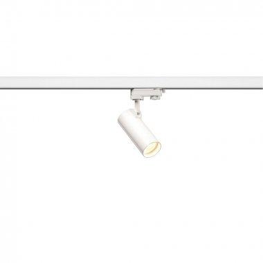 HELIA 50  zářivka na 3fázovou vysokonapěťovou napájecí kolejnici, LED, 3000K, bílá, 35°, vč. 3fázového adaptéru