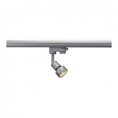 PURI s tříokr. adaptérem stříbrnošedá 230V LA 153564