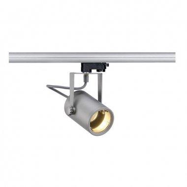 Systémové svítidlo EURO SPOT GU10 s tříokr. adaptérem stříbrnošedá LA 153854