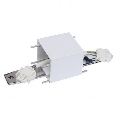 Systémové svítidlo Q-LINE podélný spoj bílá LA 155051