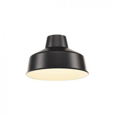 FENDA stínítko svítidla černé/bílé hliník ?/V 40/25 - BIG WHITE