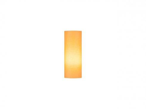 Stínítko svítidla FENDA, D150/H400, válcové, žluté LA 156144
