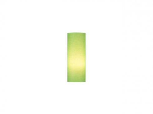 Stínítko svítidla FENDA, D150/H400, válcové, zelené LA 156145